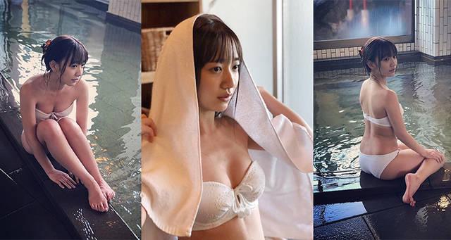 2019年ブレイク必至!関根優那がキュートな水着姿とセクシーな浴衣姿を披露!