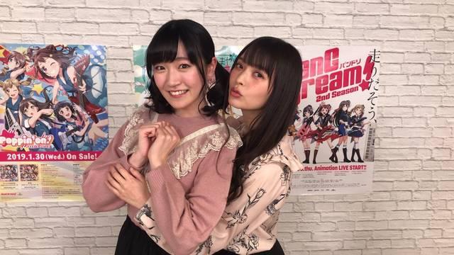 前島亜美、生放送でマジ泣き!?上坂すみれとの絶妙なコンビネーションにファン悶絶…!