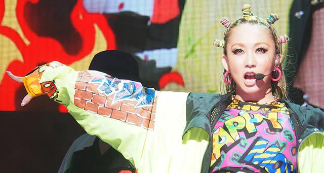 倖田來未 3月20日『KODA KUMI LIVE TOUR 2018 ~DNA~』DVD&BL発売!【劇場版】を全国のイオンシネマで先行上映決定!さらにライヴ映像付きチケットの映像を期間限定公開!