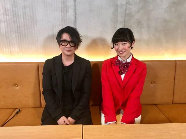 前島亜美、GLAYのTERUと初共演!