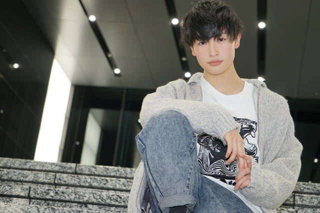 「チャレンジ精神なら負けない」テニミュ&仮面ライダー出演の増子敦貴インタビュー