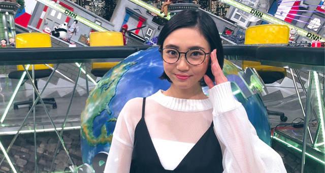 『コード・ブルー』『トレース』で話題の女優・山谷花純出演 『全力!脱力タイムズ』が【ギガ可愛い】と話題