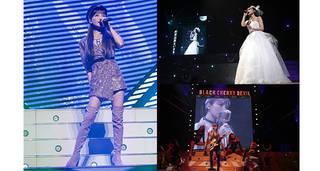 """宇野実彩子 (AAA)初のソロツアー「UNO MISAKO LIVE TOUR 2018-2019 """"First love""""」が東京NHKホールにてファイナル公演を迎える!"""