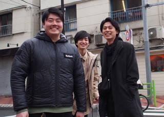 揚げ物好きイケメン集団『アゲ男』が月島の名店で揚げ物を食べまくる!