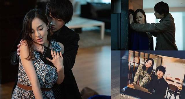話題のドラマ「パーフェクトクライム」で魅せた 伊藤ゆみ「2話連続濡れ場」も