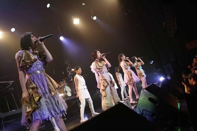 東京女子流5/25中野サンプラザ、「10年目のはじまり」 開催決定!!