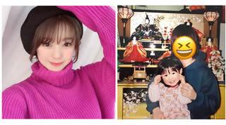 ショートヘアの美少女・萩田帆風、幼少期ショット公開!『ポーズがお姫様ですね』とファン歓喜!