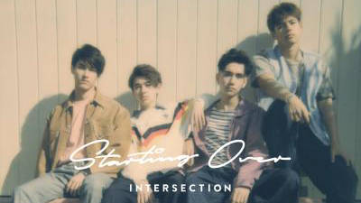 日米ハーフのボーイズグループ・INTERSECTIONの「Starting Over」が「NOW PLAYING JAPAN」にノミネート!