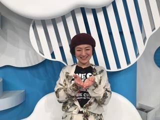 しゅはまはるみ、日テレ「ZIP」に生出演!ワンカットでの映画告知が大成功!