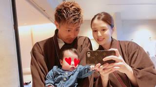 丸高愛実の家族旅行3ショットに反響「写真見ただけで幸せ」