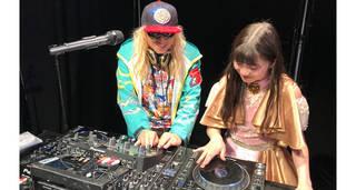 東京女子流 新井ひとみ DJ KOOに弟子入り?!