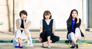 kolme、5/20リリース「Deep breath」のジャケット写真、リリックビデオ公開!