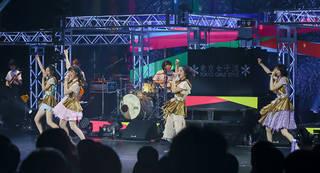 東京女子流 10年目のはじまりを中野サンプラザにてスタート