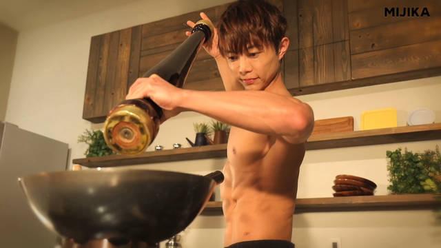 「筋肉×料理」の新感覚番組で日本最高峰の肉体美をめしあがれ!