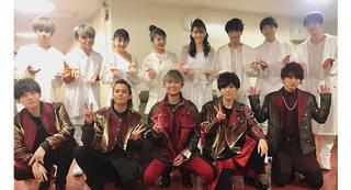 新ダンス&ボーカル育成ユニットa-genic、「a-nation 2019」オープニングアクト出演決定! 先輩Da-iCEのツアー会場でのライブパフォーマンスも大盛況