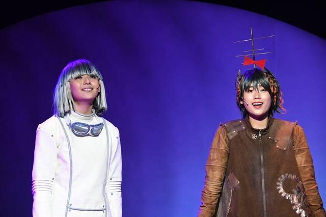 浅川梨奈主演、音楽劇「Zip&Candy」公演がスタート!「Zipは私の小学生時代にそっくり。全16公演駆け抜けたい。」