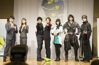 「敵だけどかっこいい!を目指したい」砂川脩弥が令和初の仮面ライダー『ゼロワン』にテロリストの司令塔役で出演!