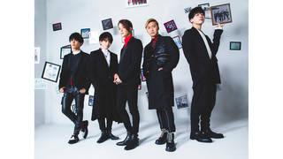 5人組ダンス&ボーカルグループ「Da-iCE(ダイス)」のスペシャルカフェが期間限定OPEN!