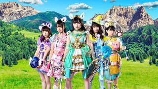 世界標準KAWAiiアイドル『わーすた』が参戦表明!話題のイベント『Anime Rave Festival (アニレヴ)VOL.5』第2弾の出演者発表!
