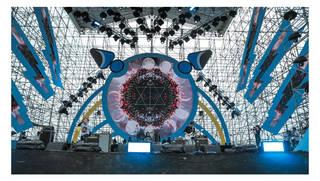 中国で開催の野外フェスへ出演のBACK-ON、20,000人を前に熱演!
