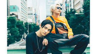 "SKY-HI×SALU、注目の新曲 ""Goodbye To The System""が8月4日 J-WAVE(81.3FM)「ACROSS THE SKY」にて初ON AIR決定!!"