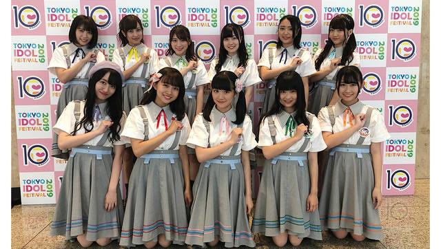 SUPER☆GiRLS(スパガ)が9月18日発売の新曲「片想いのシンデレラ」をTIFにて初披露!