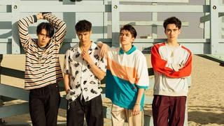 アジアが大熱狂する、逆輸入ボーイズグループ・INTERSECTIONが日本テレビ系「スッキリ」で生パフォーマンスを披露!