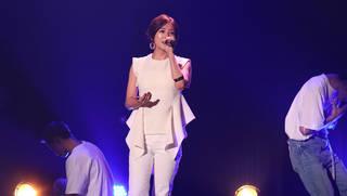 伊藤千晃、FANCLUB TOUR 2019「CHEERS CHOICE」にてレゲトンで表現した最新曲「Burning up」を初歌唱!!!