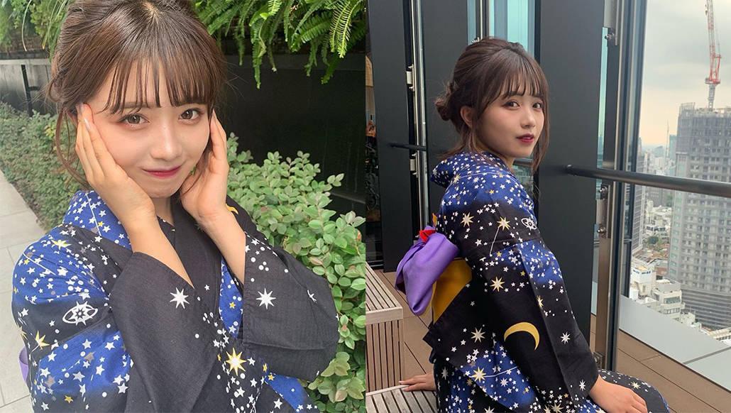 【天使すぎる小悪魔】とネットで話題の美少女Kirariが浴衣姿を披露!『破壊力のすごすぎ』とファン歓喜!インスタには海外からのコメントも!