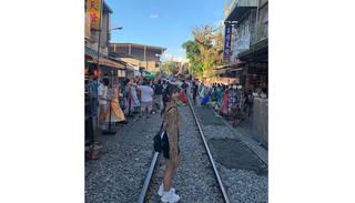【天使すぎる小悪魔】注目度急上昇中のKirariが台湾でのプライベートショットを公開!キュートなポニーテール姿に絶賛の声が殺到!