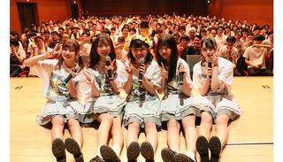 わーすた 坂元葉月 21歳を祝う生誕イベントで抱負を語る