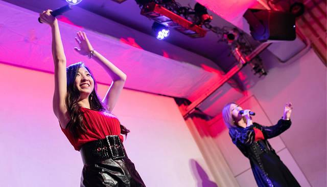 姉妹ユニット「ROSE A REAL」1st Annivesary LIVEでファン歓喜の発表