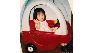 大原優乃が子供時代の写真を公開 20歳の誕生日に祝福ラッシュ
