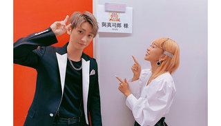 與真司郎の『芸能人格付けチェック』出演にファン大歓喜!「與プラスチック真司郎」