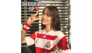 スイスに咲くサクラからも日本代表にエール!
