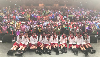 SUPER☆GiRLSワンマンライブ開催!新曲『ときめきHighレンジ!!! 』を初披露。デビュー9周年記念ライブ開催やメンバーソロライブのお知らせも