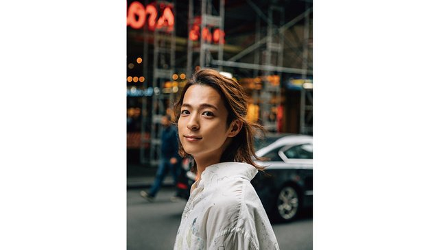 Da-iCE 和田颯 1st写真集の先行カットを公開!!!