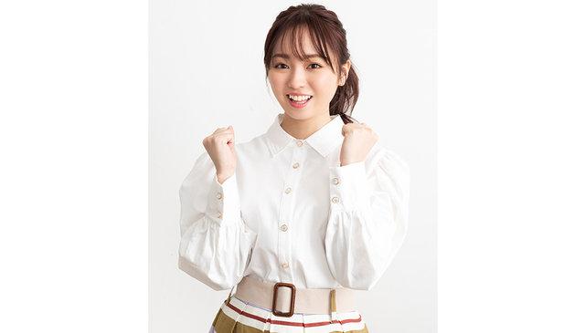 今泉佑唯 文化放送の受験生応援キャンペーンガールに就任! 受験生へエールを送る!