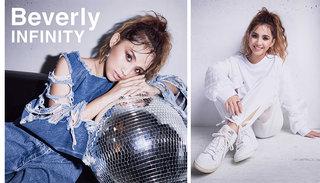 Beverly、話題の「尊い」が収録された3rdオリジナル・アルバム「INFINITY」リリース!ライブ映像ダイジェスト、ダンス動画2本も公開!!