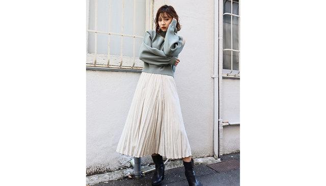 『S Cawaii!』専属モデルの杉本美穂がショップで直接コーディネートしてくれる!?