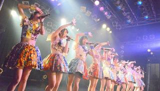 SUPER☆GiRLSデビュー9周年記念ワンマンライブ開催!「ファンの皆さんに恩返しをしていける10周年にしていきたい」