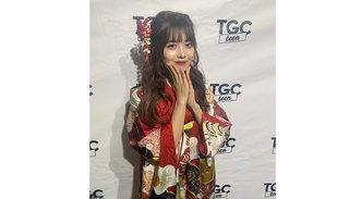 『天使すぎる小悪魔』Kirariが『TGCteen』で3变化を披露!『生で見れて幸せでした!』『綺麗で憧れです』と歓喜のコメントが殺到!