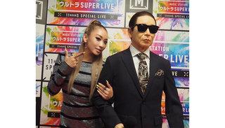 【MステウルトラSUPER LIVE】倖田來未 名曲「キューティーハニー」&「Butterfly」に反響続出!!
