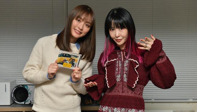 大森靖子、峯田和伸との共作楽曲「Re: Re: Love」がドラマパラビ「来世ではちゃんとします」のオープニングテーマに決定!
