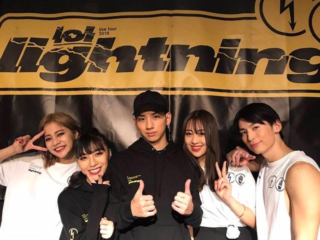 全国15箇所を駆け抜けたlol-エルオーエル-live tour-lightning-広島にて完結!!
