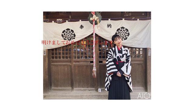 大塚 愛、1月15日発売LIVE DVD/Blu-rayのティザー映像を公開!袴姿の初出し特典映像も!