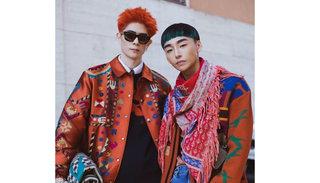 世界的モデルの2人組 Taiki&NoahがMVに出演で話題