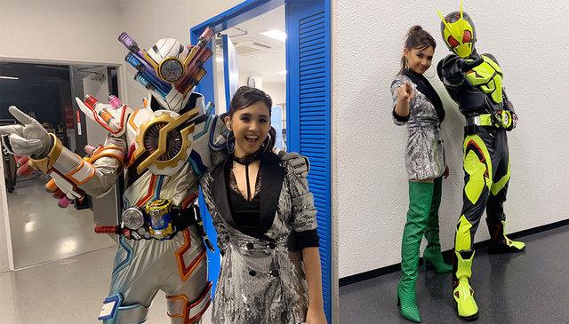 Beverly『超英雄祭 KAMEN RIDER×SUPER SENTAI LIVE & SHOW2020』に出演!同日配信の『Be The One (English Ver.)』が約4万再生を突破!