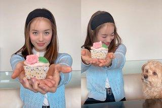 """""""奇跡の13歳"""" サクラ・キルシュ可愛すぎる手作りカップケーキ写真に大反響"""