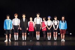 秋元康プロデュース 劇団4ドル50セントと柿喰う客のコラボ公演が開演!